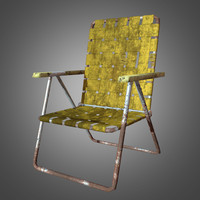 Old Lawn Chair