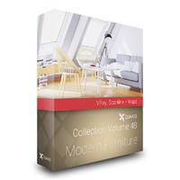 3dsmax volume 48 furniture