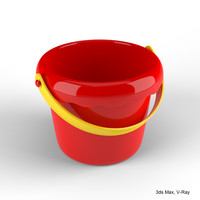 Children's Toy Bucket