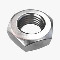 3ds hex jam nut