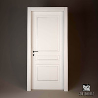 door garofoli luta 3d model
