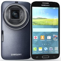 3d model samsung galaxy zoom k