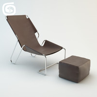 maya lounge chair les mossettes