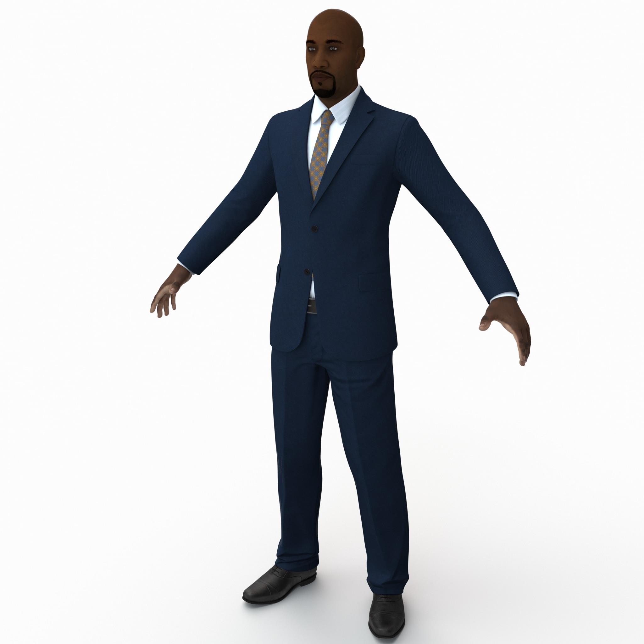 Black Male Businessman Rigged_2.jpg