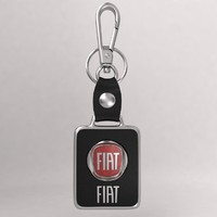 realistic fiat car key max