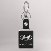 max realistic hyundai car key