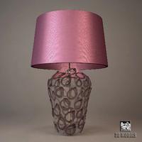 3ds max davos crystal vase
