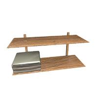 furniture ready chl538 3d 3ds