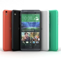 3d model htc desire 816 colors