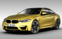 BMW M4 Coupe F82 (2015)