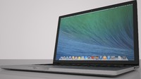 3ds 13 inch macbook pro