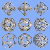 3ds max geometric shape mht-02