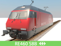 3ds ready passenger train