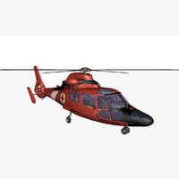 3d helicopter ready games model