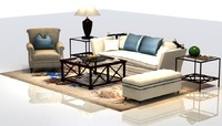 maya sofa set