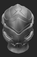 Dark Vector Helmet