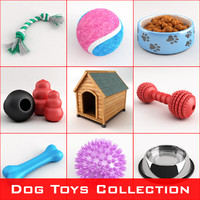 Dog Toys Collection
