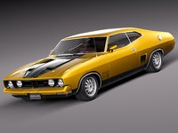 3ds 1973 coupe falcon