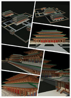 maya chinese classical temple