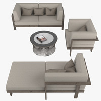 Garden Furniture Set 7