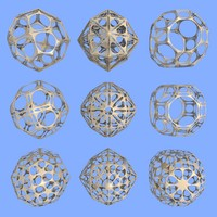 geometric shape mht-09 3d max