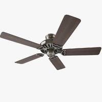 3d hunter ceiling fan model