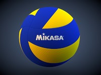 Mikasa MVA200 3D Model