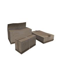 carton boxes 3d 3ds