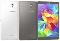 Samsung Galaxy Tab S 8.4 Titanium Bronze And Dazzling White