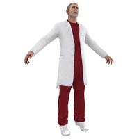 human man male 3d max