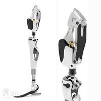 prosthetic 3d 3dm