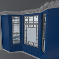 3ds max arched moulding