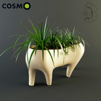 vase hive - animal max