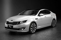 3ds max kia optima