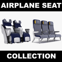 Airplane Seat Collection