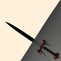3ds max broadsword rapier