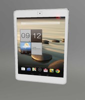 acer iconia a1 tablet 3d model