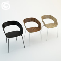 chat 4-leg chair obj