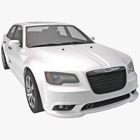 Chrysler 300 SRT8 2014
