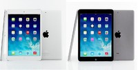 Apple iPad Air & Mini 2 Silver/Space gray