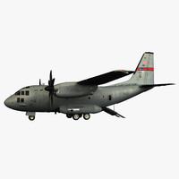 3d model c27j spartan