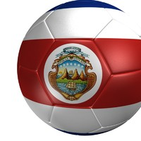 soccer ball costa rica max