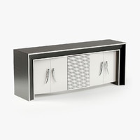 3d model francesco sideboard c502 01