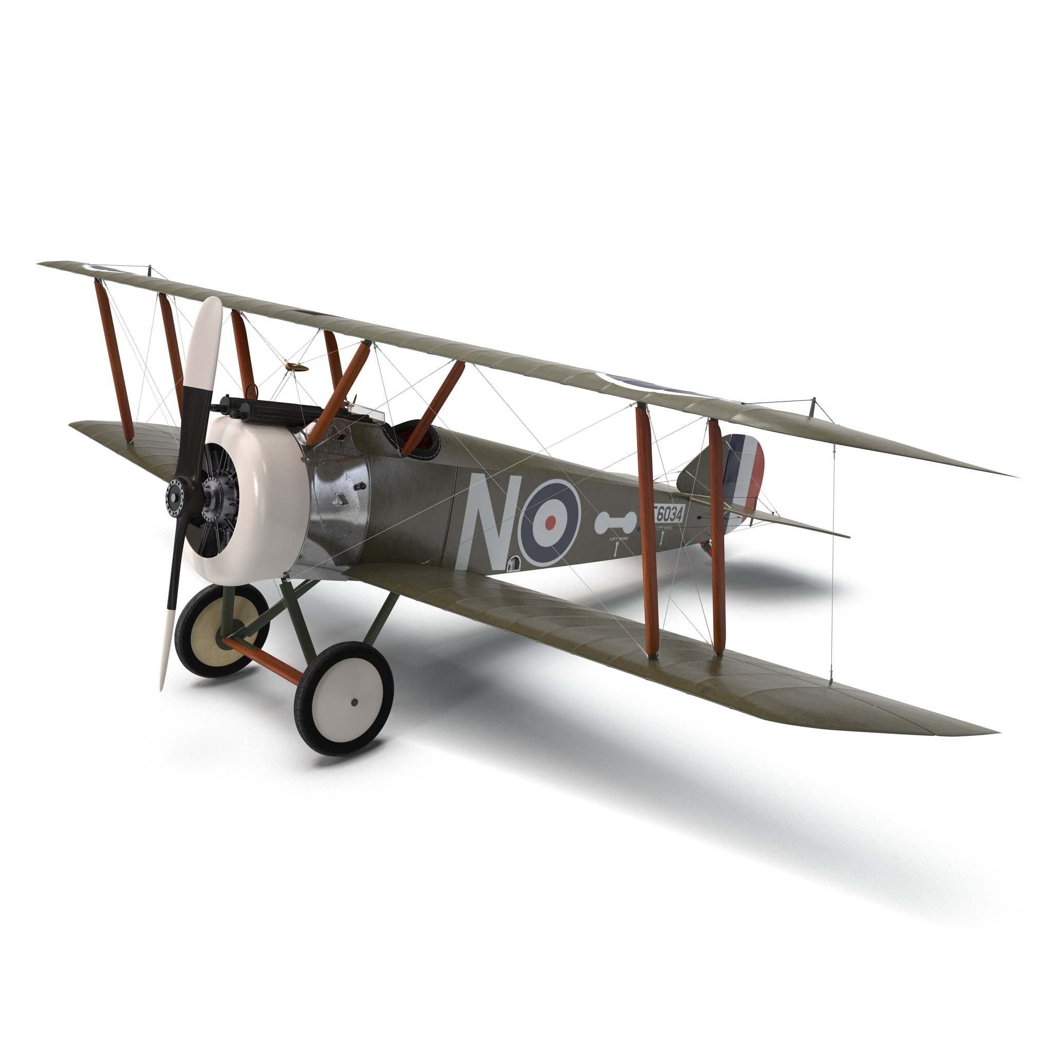 British WWI Biplane Fighter Sopwith F1 Camel_105.jpg