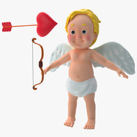 Cupid 3D models