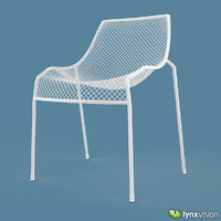 3d heaven chair emu model