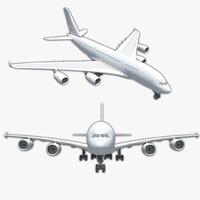 obj aircraft landing gears