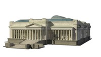 pushkin museum obj