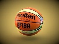 3d gl7 official basketball ball