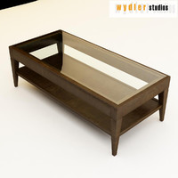classic coffe table 3d model